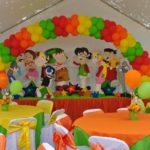 Como hacer un arco de globos para cumpleaños