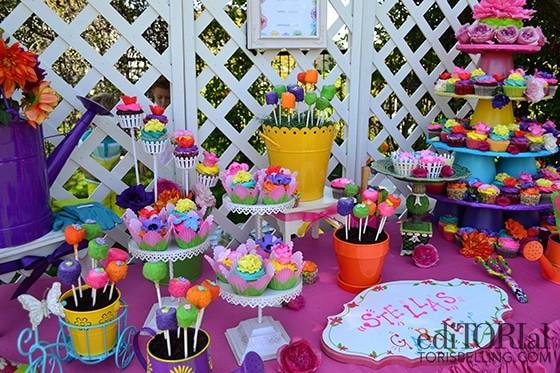 Decoraciones de cumpleaños para eventos infantiles