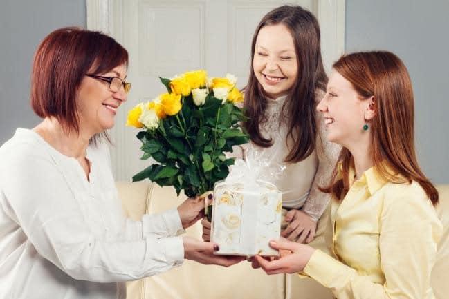 Ideas de cumpleaños para una madre