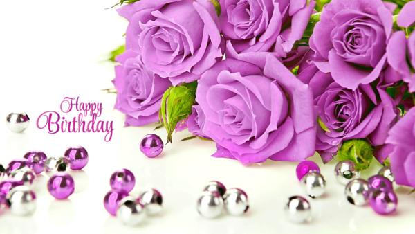 Hermosas flores de cumpleaños para regalar