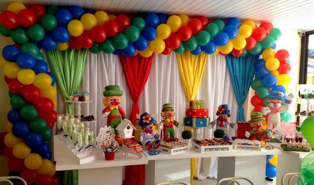 Decoracion-con-Globos-para-Fiestas-Infantiles-salon-niño