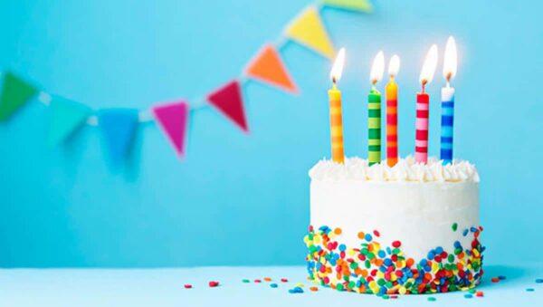 Hermosas frases originales de cumpleaños