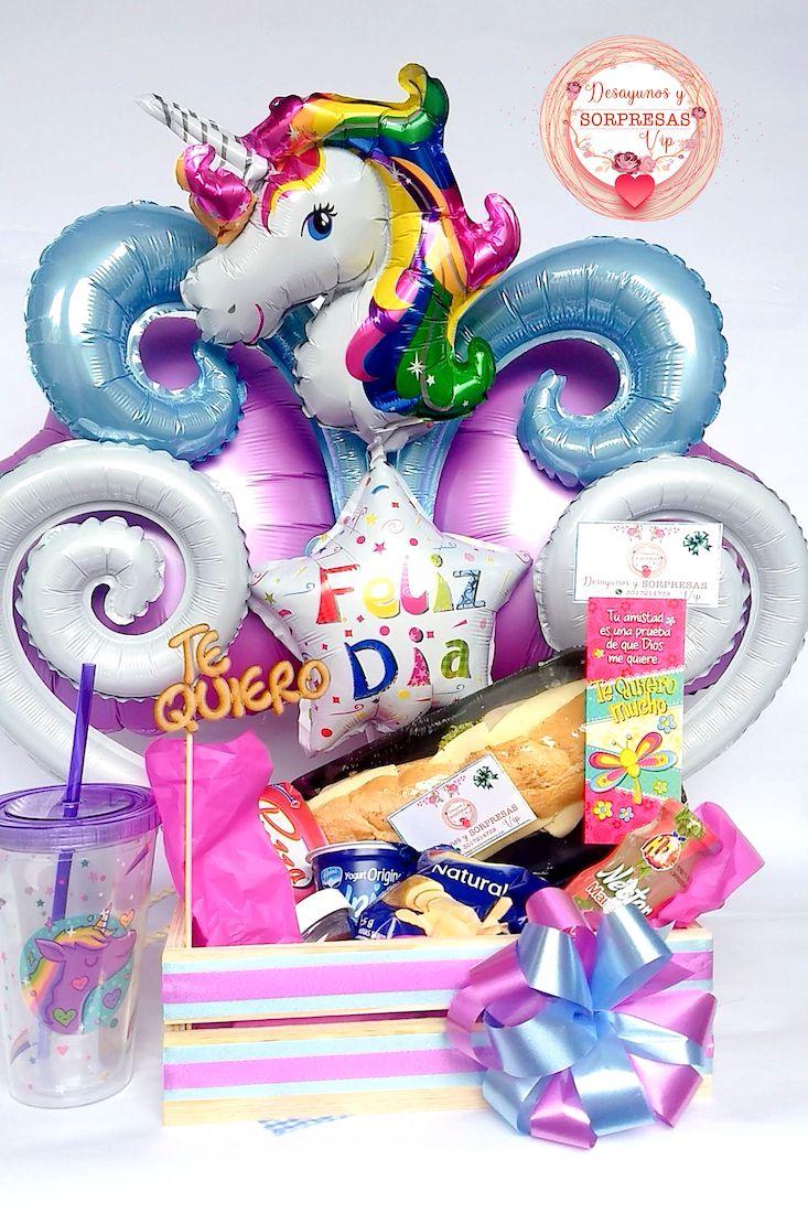 Lindas sorpresas de feliz cumpleaños