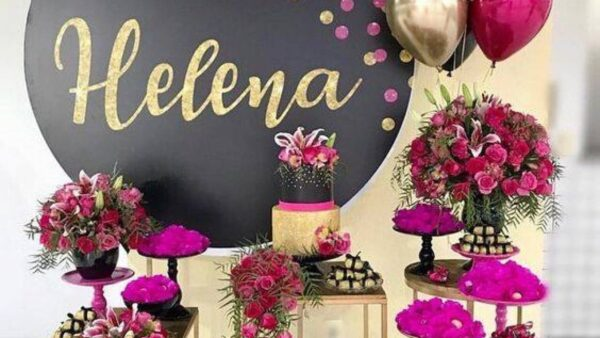 decoraciones de cumpleaños para mujer