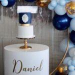Hermosas decoraciones para cumpleaños de hombre