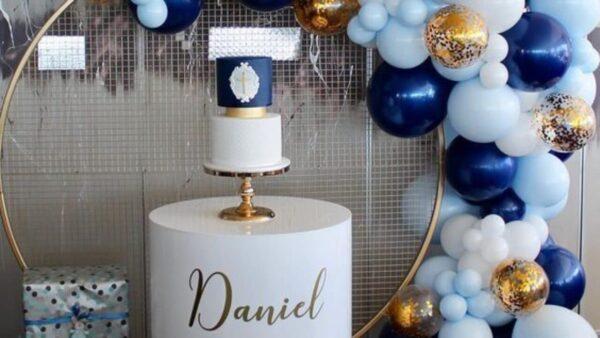 decoraciones para cumpleaños de hombre