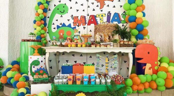 decoraciones para cumpleaños de niños