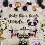 Lindas decoraciones para una fiesta de cumpleaños