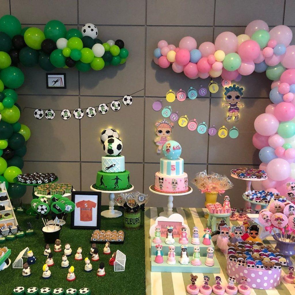 fiestas de cumpleaños originales