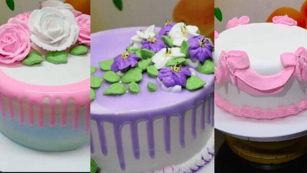 tortas de cumpleaños para mujer