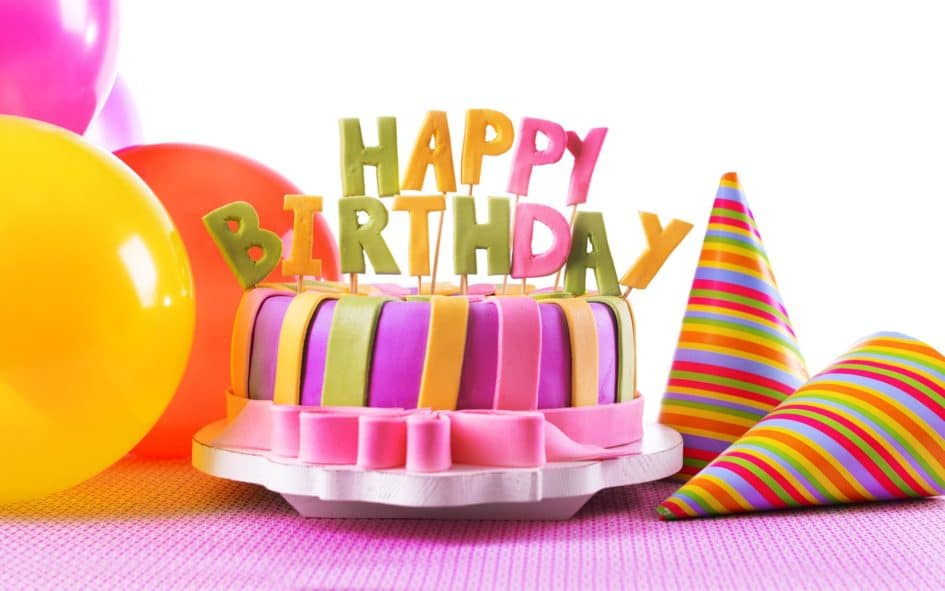 Download Beautiful Happy Birthday Cards to post to Facebook