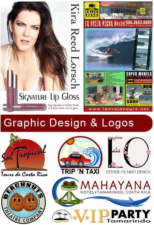 DJP Design - Graphic Design & Logos