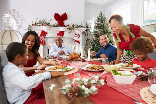 5 Ways To Stay Healthy During The Holidays