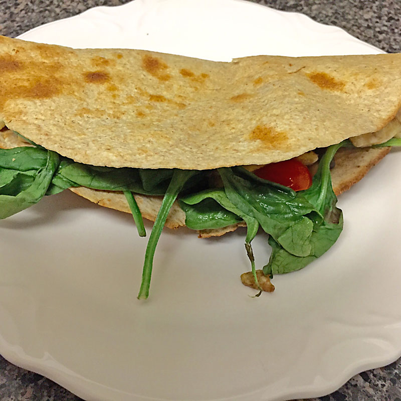 Lifestyle Medical—breakfast Quesadilla