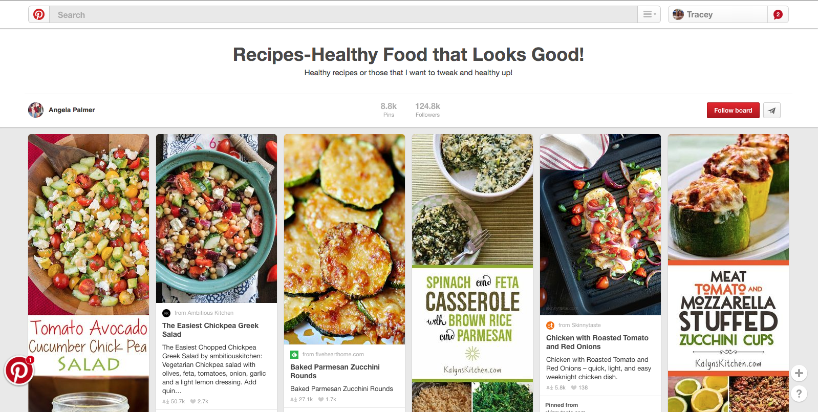 10 Pinterest Accounts To Follow For Healthy Living Ideas