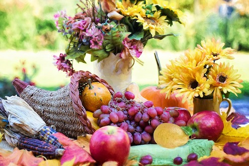 Have A Heart-Healthy Thanksgiving: Bring Back The Veggies!