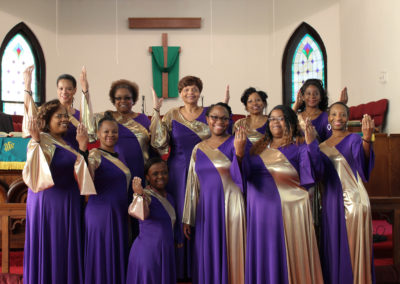 Women Praise Dancers