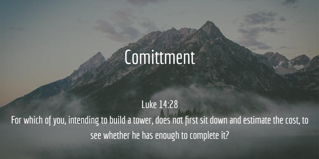 Commitment Pastor Sylvester E. Chase, Jr.
