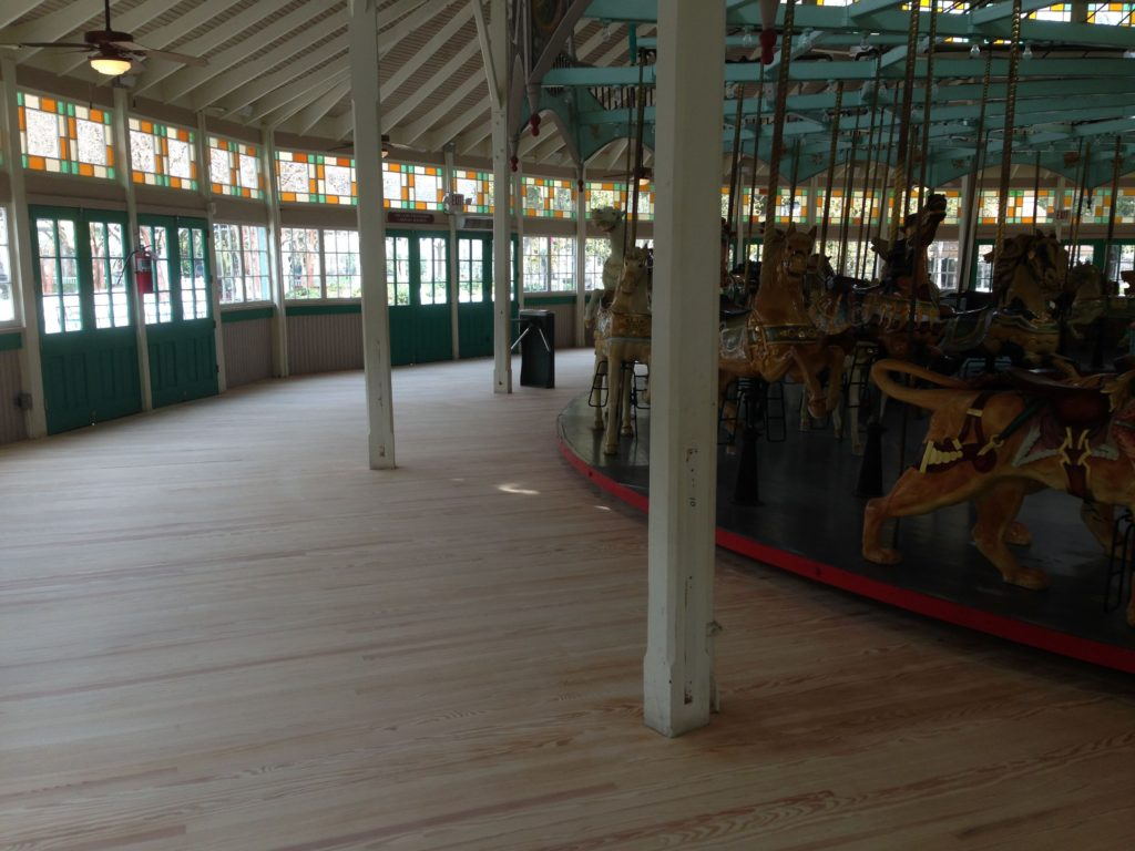 sanding, refinish, hardwood, New Orleans, city park, hardwood
