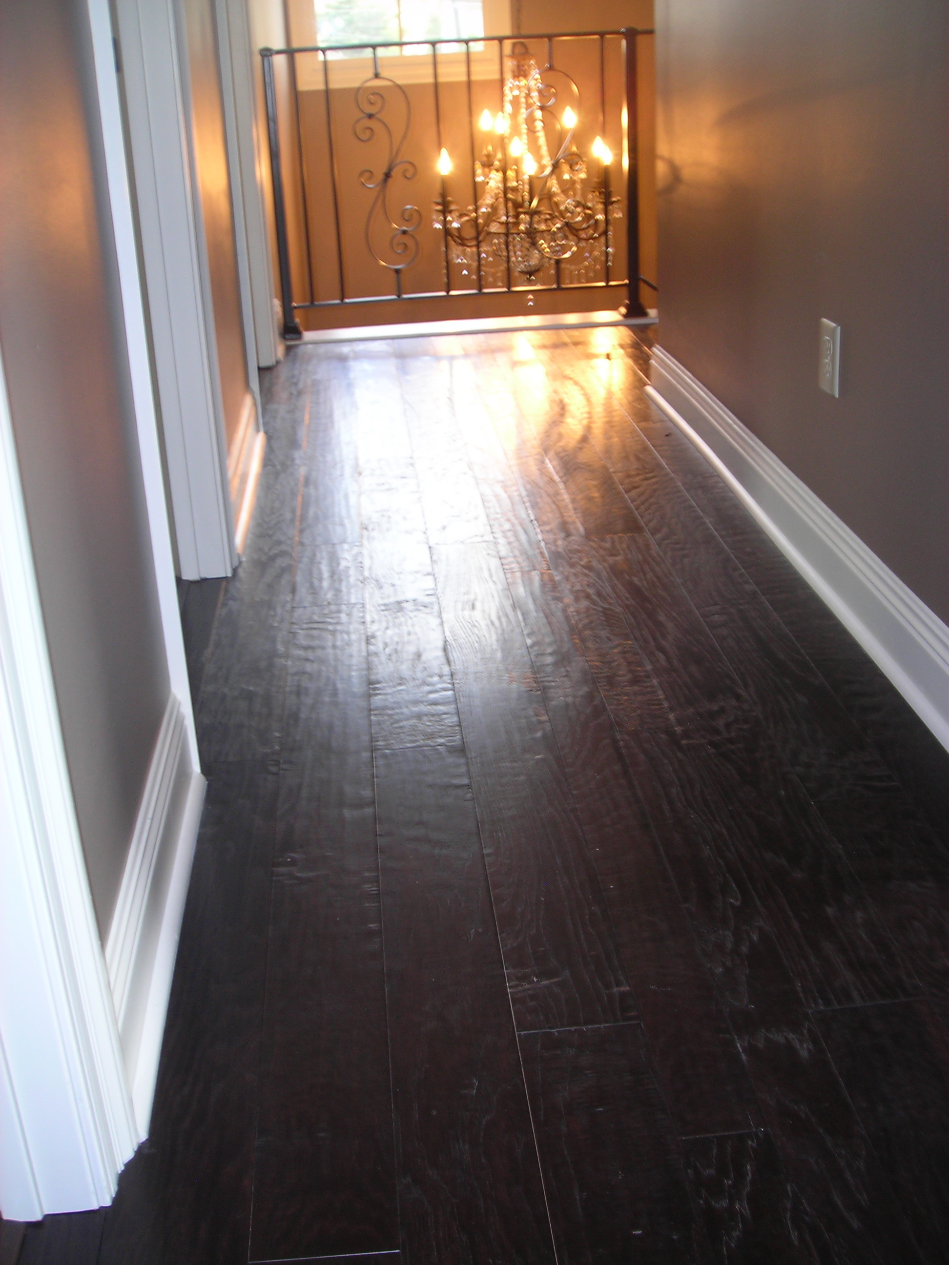 engineered wood, installation flooring