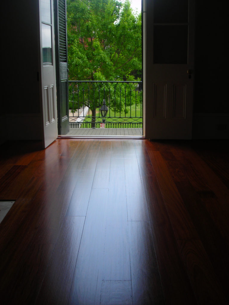 home, residential hardwood, refinish, semi gloss