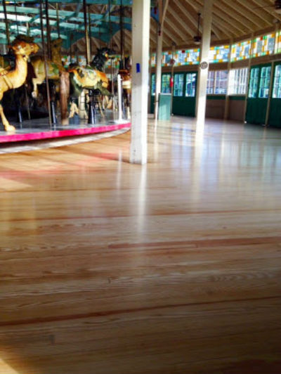 refinish, hardwood, New Orleans, city park, hardwood