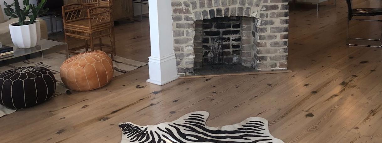 hardwood flooring, stained hardwood