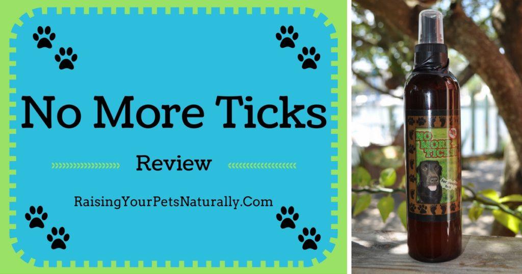 No More Ticks Review