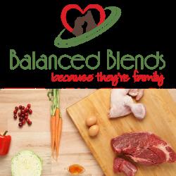 Balanced Blends Raw Pet Food