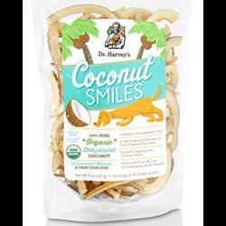 Dr. Harvey's Organic Coconut Smiles