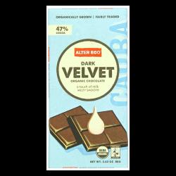 Alter Eco Organic Chocolate, Dark Velvet