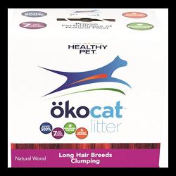 Healthy Pet okocat Natural Wood Litter