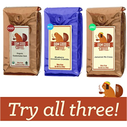 Dam Good Coffee, Fair Trade, Organic