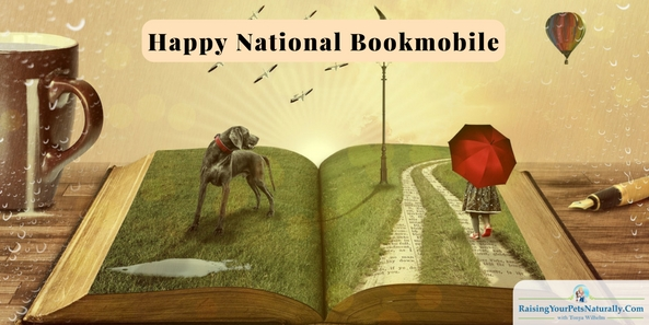 Wordless Wednesday National Bookmobile Day Yes, I know, lots of fun national days to observe. Today is National Bookmobile Day. Bookmobiles are wonderful for our communities. For over 100 years, bookmobiles have been bringing books to neighborhoods around the world. Now, some bookmobiles even provide computer and internet service.