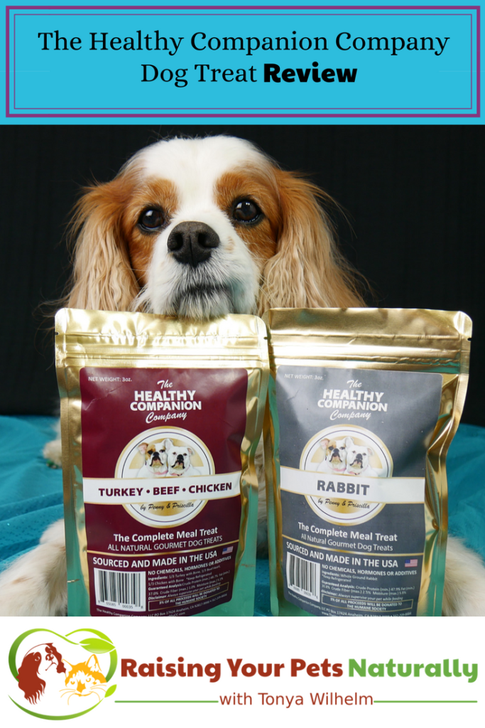Best Natural Dog Training Treats for Dog Training Motivation. Learn why Dexter loves The Healthy Companion Company's wholesome dog treats. #raisingyourpetsnaturally #dogtreats #healthydogtreats #allnaturaldogtreats #organicdogtreats #rabbitdogtreats #meatdogtreats