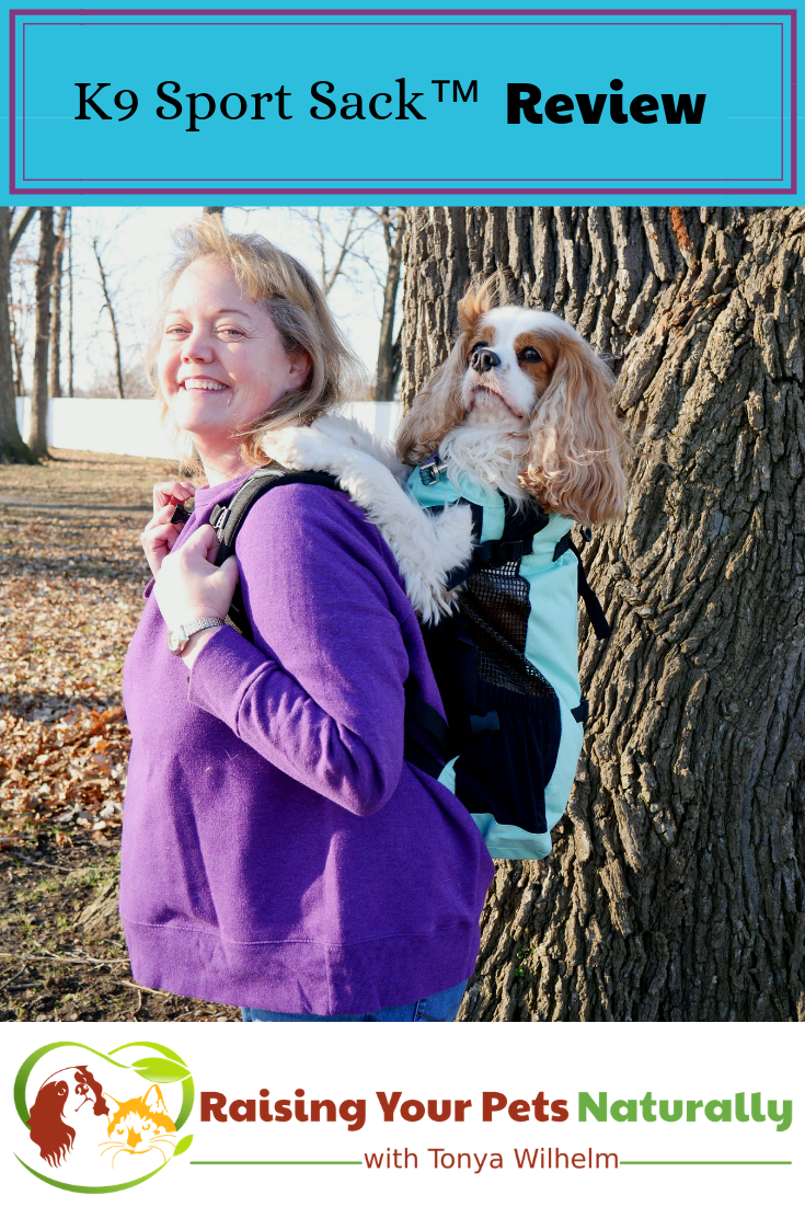 If you're looking for a dog carrier backpack that is designed for safety and comfort, check out the K9 Sport Sack™ AIR PLUS. #raisingyourpetsnaturally #petcarrier #dogcarrier #dogcarrierbackpack #dogbackpackcarrier #dogsling #dogcarrierbag #nodogleftbehind #k9sportsack