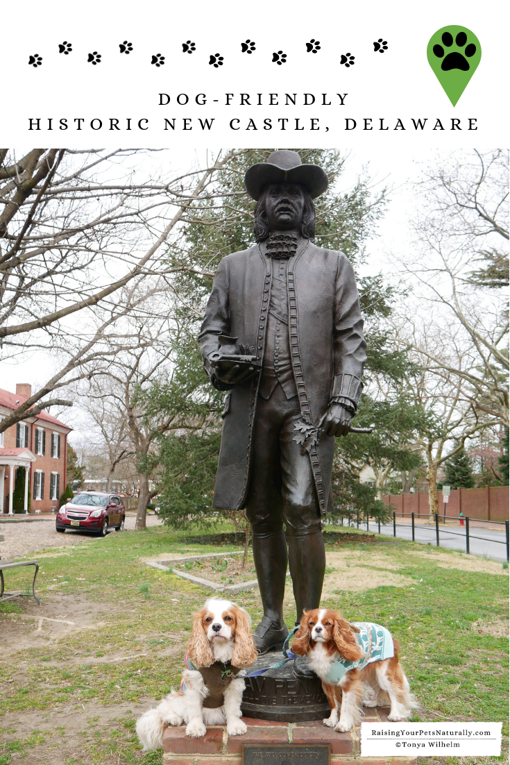 Dog-Friendly Historic New Castle, Delaware | Things To Do in New Castle with a Dog