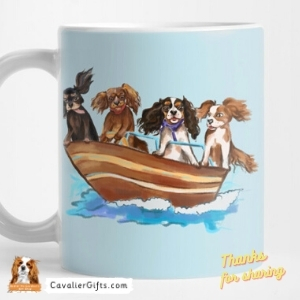 Cavaliers boating apparel and gifts