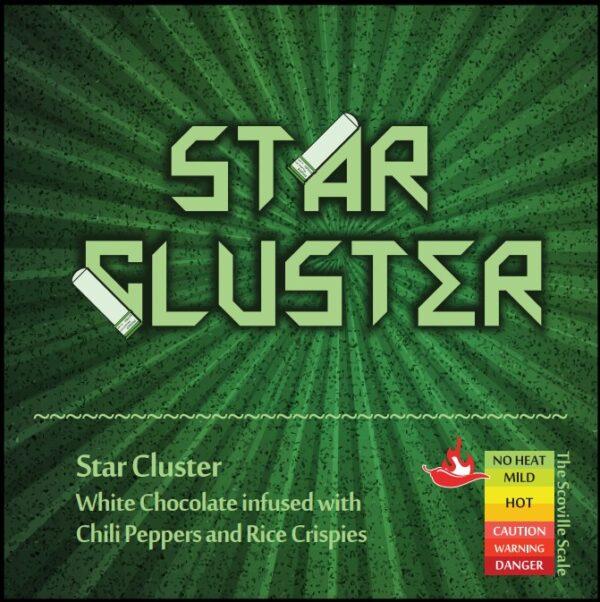 Star Cluster Chocolate Bar