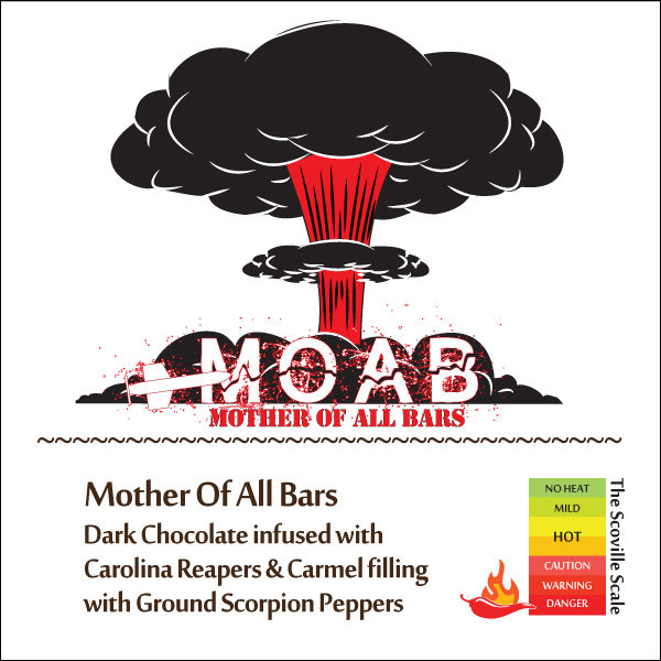 MOAB Chocolate Bar