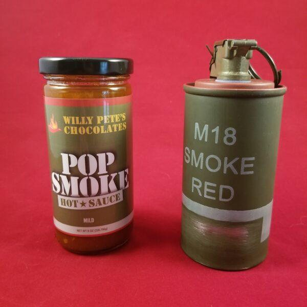 Pop Smoke Hot Sauce