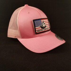 Pink Trucker Cap