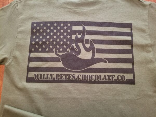 Willy Petes Chocolate TShirt