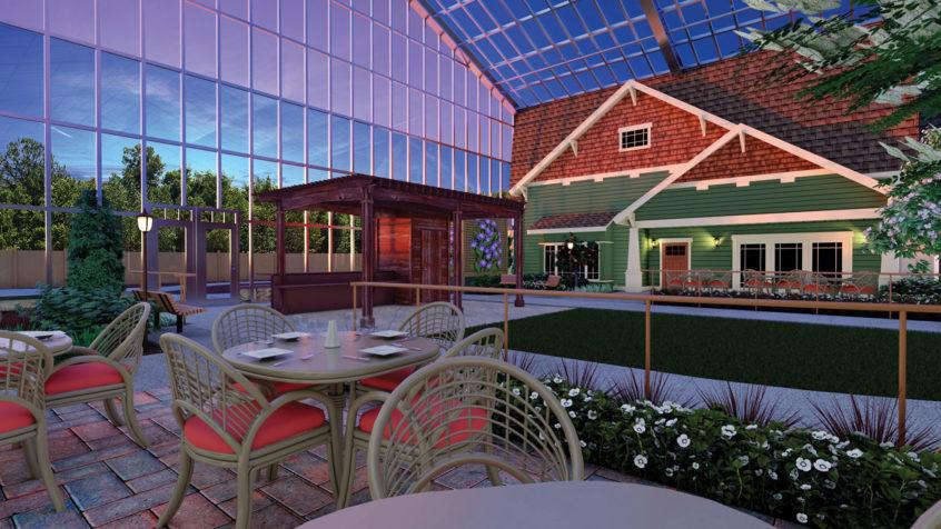 Living Wisdom Center for Dementia Care at Hubbard Hill