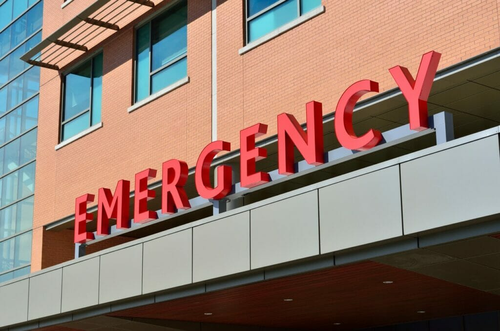 Emergency Room Care After a Car Accident By Pipas Law Group