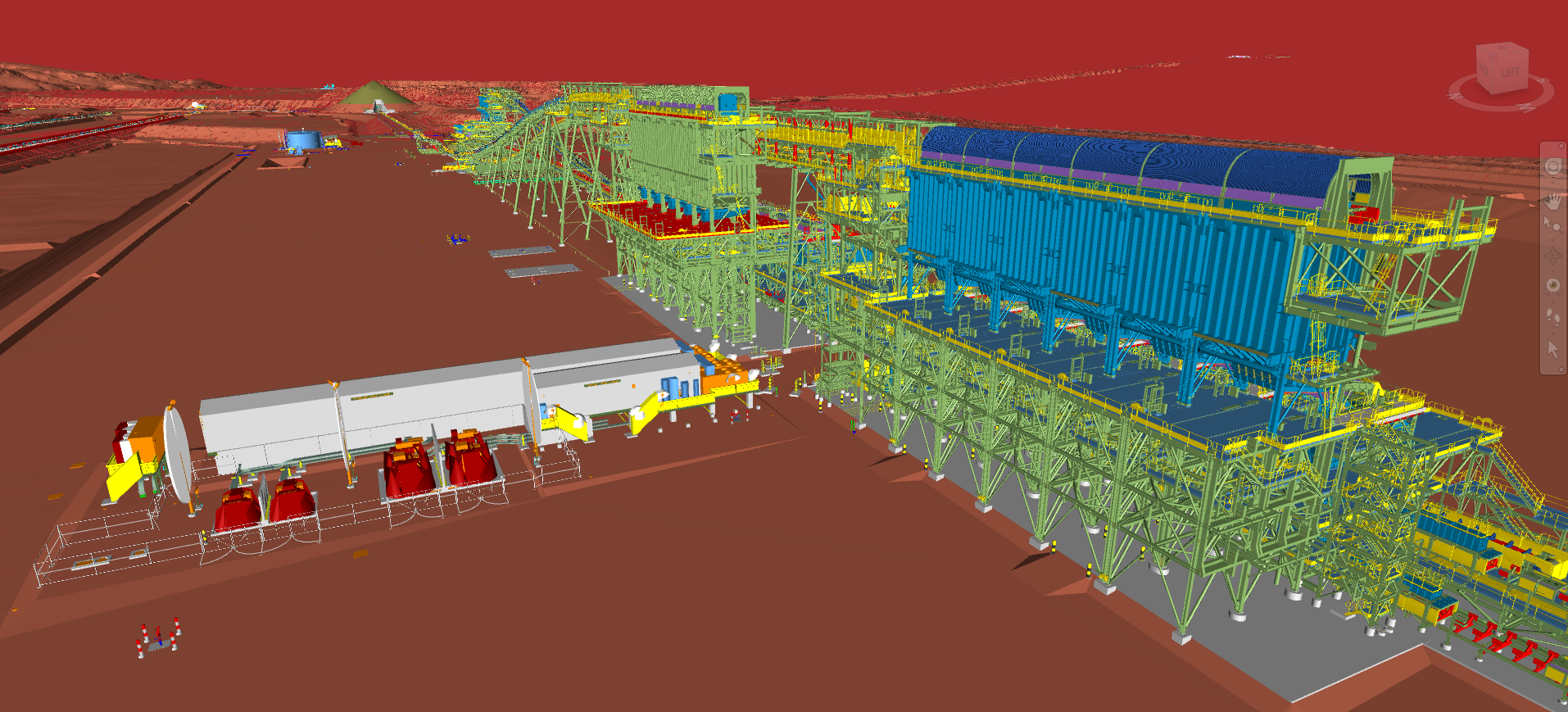Revit modelling, CAD drafting for building services and BIM management for all types of buildings
