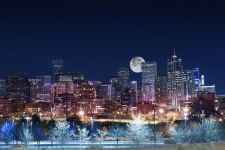 Denver CO Skyline