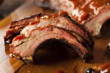 BBQ Pork Spare Ribs