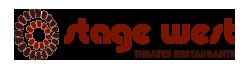 Stage West Theatre Restaurant Calgary Logo