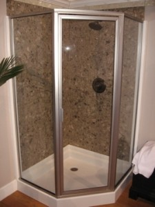 Shower-Eng Marble6 w-doors